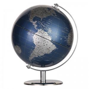晨光(M&G)文具20cm高档地球仪 金属弓形固定架 教学研究办公桌面摆件 单个装ASD99872