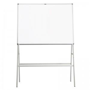 齐心 BB7651 A字型支架白板(120*90cm) A字型支架白板 BB7651