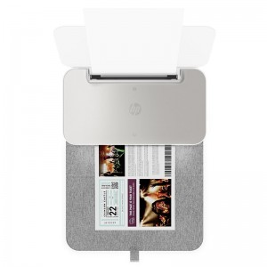 惠普(HP) 打印机  TangoX 家用移动便携式打印机 WIFI无线打印复印扫描