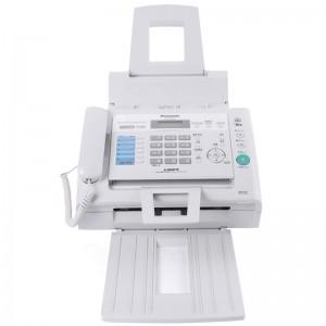 松下电器(panasonic)KX-FL338CN,KX-FL328CN桌面型黑白激光传真机 KX-FL338CN(中文显示屏)黑白色随机