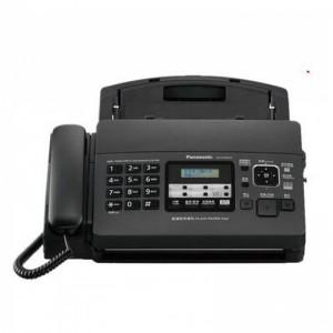2020年新款 松下7009传真机KX-FP7009CN普通纸传真机A4纸中文显示传真机复印电话 松下7009全中文显示 黑色