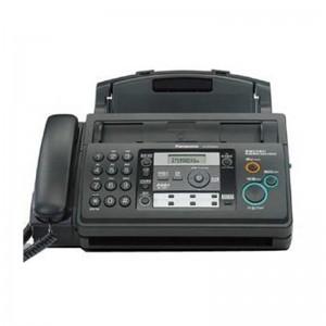 松下(Panasonic)KX-FP709CN 普通A4纸传真机复印电话一体机中文显示办公商务家用 官方标配