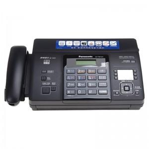 松下传真机KX-FT872CN 热敏传真机中文显示传真电话复印一体机 官方标配