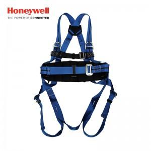 霍尼韦尔1011894A安全带高空作业电工建筑工地双背式安全带