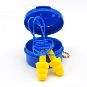 3M E•A•R™340-4002UItrafit 圣诞树型带线耳塞(配塑料外盒)