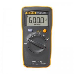福禄克(FLUKE)101掌上型数字万用表 多用表 自动量程 仪器仪表