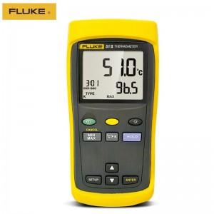 福禄克(FLUKE)F51-II 接触式测温仪