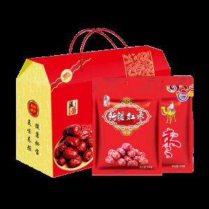 中粮·山珍干货系列 新疆大枣礼盒A