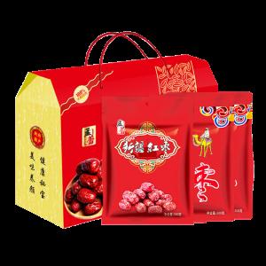 中粮·山珍干货系列 新疆大枣礼盒B