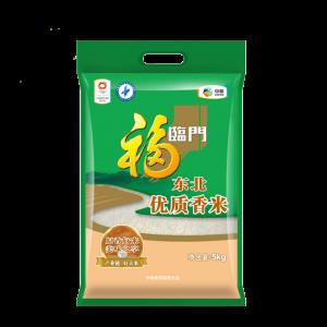 中粮·大米系列 中粮·福临门东北优质香米5kg