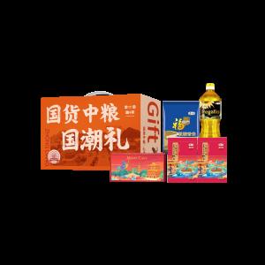 中粮·中秋大礼包系列 国货中粮·粮小买 中秋礼盒A