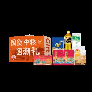 中粮·中秋大礼包系列 国货中粮·粮小买 中秋礼盒B