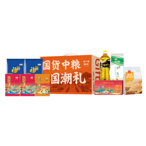 中粮·中秋大礼包系列 国货中粮·粮小买 中秋礼盒C