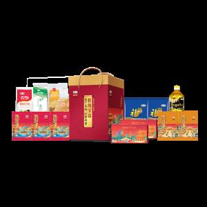 中粮·中秋大礼包系列 国货中粮·粮小买 朕的宝盒B