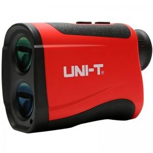 优利德(UNI-T)LM1000户外激光测距仪望远镜充电测距测速测角测高手持户外红外线测量仪器5-1000米
