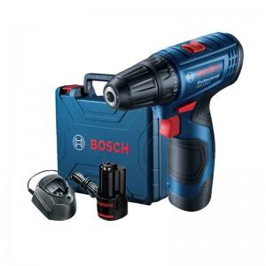 博世(BOSCH)GSR 120-Li 充电式电动工具电动螺丝刀 锂电手电钻(12V双电版)
