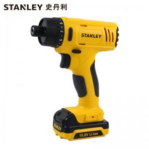 史丹利STANLEY 10.8V锂电充电式螺丝起子布包 电动螺丝刀起子工具企业专享定制 SCS12S2