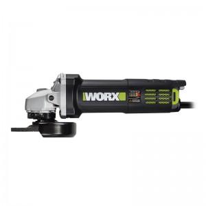威克士(WORX)工业级角磨机WU800X 切割机打磨机抛光机开槽机磨光机手磨机砂轮机五金电动工具
