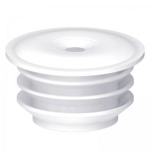 海立(HaiLi)厨房下水道洗衣机排水管卫生间下水管防臭盖硅胶密封圈防反水池地漏防臭塞堵头50XZ2