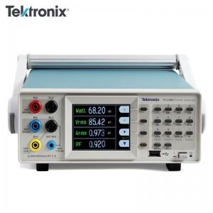 泰克TEKTRONIX PA1000 功率分析仪 可进行待机功率与照明测量
