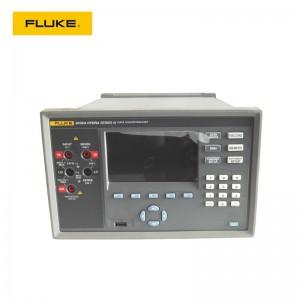 fluke福禄克F2638A全能型数据采集器20通道40通道60通道接线盒继电器电压 F2638A 60通道