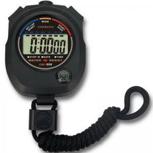 卡瓦图(kawatu)电子秒表计时器 运动健身学生比赛 跑步田径训练游泳裁判秒表