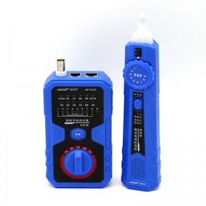 精明鼠(noyafa)NF-813C寻线仪 无噪音寻线测试器 POE寻线器巡线仪 寻线器测线器 网络测试仪