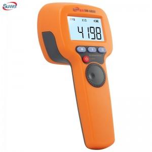 速为(SWEVY)数字频闪仪 LED转速表非接触测速仪数显转速计 SW6800(频闪60-99999次/分钟)