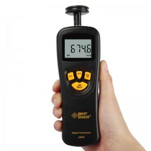 希玛 AR925接触式转速表 转速仪手持数显转速计线速测速表