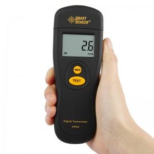 希玛AR926 非接触转速表 激光转速仪 光电式转速计线速测速表