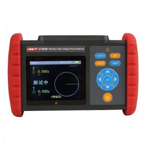 优利德(UNI-T)UT269B 无线高压核相仪智能语音核相器电流表相位相序验电测试仪变压器组别判断同相电压测量