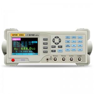 胜利仪器(VICTOR)LCR 数字电桥测试仪 元器件 电容 电感 电阻测量仪 VC4090A 企业定制