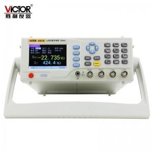 胜利仪器(VICTOR)VICTOR4091B LCR数字电桥测试仪 企业定制 VICTOR4091B