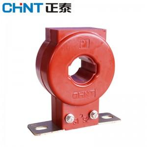 正泰(CHNT)电流互感器交流 三相 LMZJ1-0.5级150/5 200/5 400/5 穿心1 200/5 穿心1匝