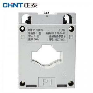 正泰(CHNT)BH-0.66 30ⅠB 75/5A 1匝 0.5级电流互感器  电流比 电流互感器 穿心匝数1匝 电流比