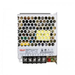 德力西电气(DELIXI ELECTRIC)开关电源 S-50W-24V 220V转DC24V变压器监控电源 50W