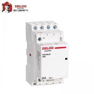 德力西电气 交流接触器;CDCH8S 20A 2P 2NO 220-240V 订货号CDCH8S20220N
