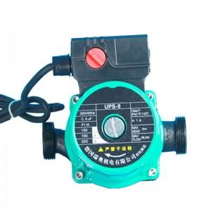 电采暖炉循环水泵静音屏蔽泵电锅炉配件排气阀补水漏斗 100W