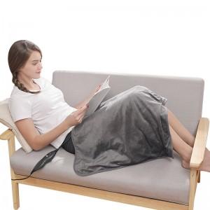 美国Tech Love 小电热毯单人电褥子TK78×60-1S暖身毯午睡毯护膝毯电暖毯电热被子加热毯暖脚神器