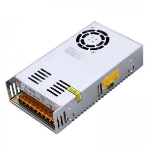 NVVV明伟开关电源D-350双路48v4a24v5a数控机床配套电源 工业工控自动化配套电源