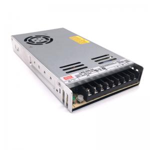 明纬(MEAN WELL)LRS-350-24开关电源24V/14.6A/350W超薄工业级