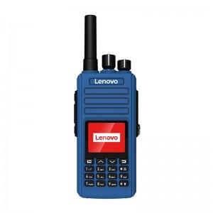 联想(Lenovo) 对讲机全国通不限距离插卡公网4g全国对讲机民用商用酒店餐饮工地办公户外专业手台 联想CL860EX防爆+4G全网通