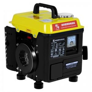 便携式汽油发电机1000w220v伏家用小型迷你户外低静音车载发电机 全铜变频800W 12公斤