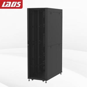 雷迪司(LADIS)简易型 数据中心一体化机柜3KVA无空调系统内置UPS环控配电