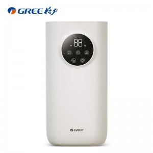 格力(GREE)加湿器卧室家用办公室 5升大容量 上加水 多重净化静音 高出雾 卧室空气加湿器SCK-50X62