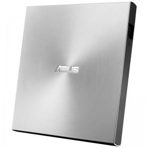 华硕(ASUS) 8倍速 USB2.0 外置DVD刻录机 移动光驱银色SDRW-08U7M-U (兼容苹果系统/SDRW-08U7M-U)