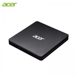 宏碁(ACER)AXD001 外置光驱刻录机 USB3.0/Type-C双接口外置光驱刻录机