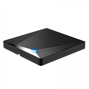 深狐(Deepfox)6倍速USB3.0外置蓝光光驱外接移动dvd/cd刻录机 usb3.0蓝光外置光驱(读刻一体)