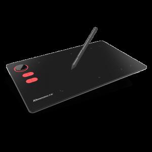 天敏(10moons)魔圈数位板G20可以连接手机电脑手绘板电脑绘画绘图板手写板写字输入板 套餐C