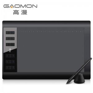 高漫1060pro 数位板可连接手机手绘板电脑绘画板手写板写字板电子绘图板